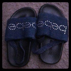 Toddler Bebe slides